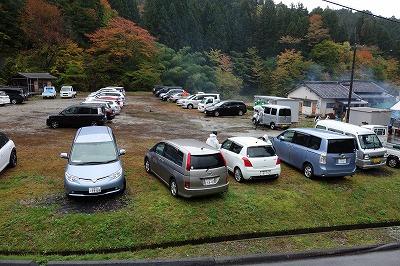 富永町で芋ほりのイベントがありました。こんなに多くのひとが雨降りにもかかわらず参加しました